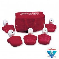 Basic Buddy CPR Manikin - 5 Pack - Basic Buddy