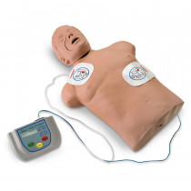 NASCO AED Trainer with Brad - LifeForm