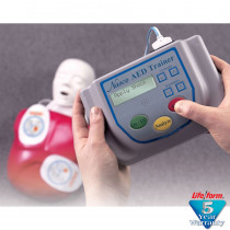 NASCO AED Trainer with Basic Buddy - LifeForm