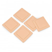 Replacement Skin Pads for Chest Tube - LifeForm