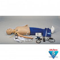 Adult CRiSis Auscultation Manikin - LifeForm