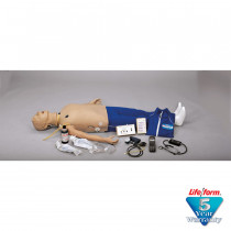 Adult CRiSis Auscultation Manikin with ECG Simulator - LifeForm