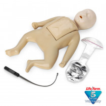 CPR Prompt Infant Manikin - Tan - CPR Prompt