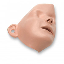 Resusci Junior / Little Junior - Replacement Faces - 6 Per Pack - Laerdal