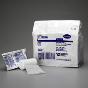 "Conforming Gauze Roll Bandage, Sterile 2"" - 12 Per Bag - Value Brand"