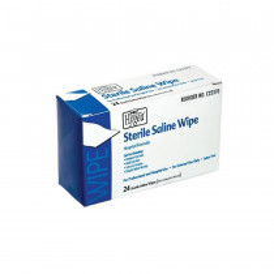 Hygea Saline Wipe, Sterile - 24 per box - Hygea