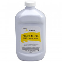 Mineral Oil, Heavy 16 oz. - 1 Each - GoodSense
