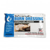 "Water Jel  Facial Burn Dressing, 12""x16"" - Water-Jel"