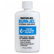 Water Jel Burn Jel Burn Relief, 4 oz. - Water-Jel