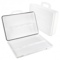 Empty Polypropylene Case w/ Gasket - 36 Unit - First Aid Only