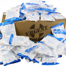 "Instant Cold Compress, Bulk 4""x5"" - 125 Per Case - Urgent First Aid"