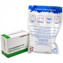 "Instant Cold Compress, Boxed 6""x9"" - 1 Each - First Aid Only"