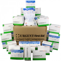 "Instant Cold Compress, Boxed 6""x9"" - 32 Per Case - First Aid Only"