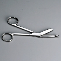 "Deluxe Stainless Steel Scissors - 5-3/4"" - 1 Each - First Aid Only"