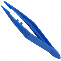 "Plastic Tweezers - 4"" - 1 Each - First Aid Only"