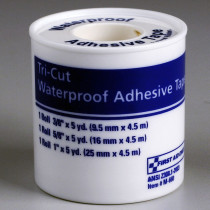 First Aid Tape - 3-Cut Plastic Spool - 1 Each - Dynarex