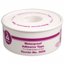 "1"" x 10 yd. Waterproof Tape - Plastic Spool - 1 Each - Dynarex"