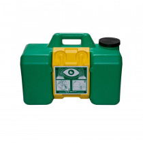 HAWS 15 Minute Portable Eye Wash Station - 1 Each - Haws