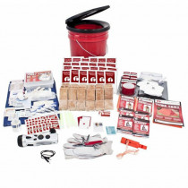 4 Person Guardian Bucket Survival Kit - Guardian Survival Gear