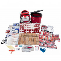 10 Person Guardian Deluxe Survival Kit - Guardian Survival Gear