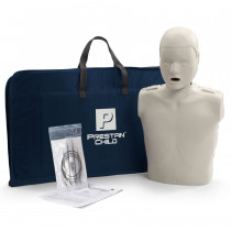 Prestan Child CPR Manikin w/o Monitor - Light Skin - Prestan Products
