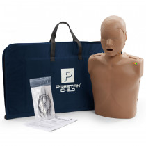 Prestan Child CPR Manikin w/ Monitor - Dark Skin - Prestan Products