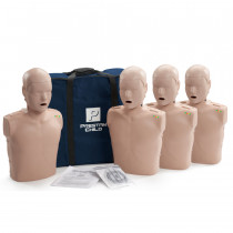 Prestan Child CPR Manikin w/ Monitor - 4 Pack - Medium Skin - Prestan Products