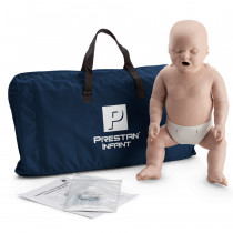 Prestan Infant CPR Manikin w/o Monitor - Medium Skin - Prestan Products