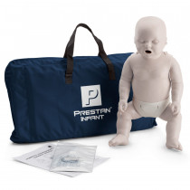 Prestan Infant CPR Manikin w/o Monitor - Light Skin - Prestan Products