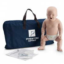 Prestan Infant CPR Manikin w/ Monitor - Medium Skin - Prestan Products