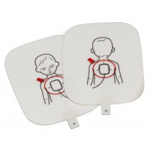 Prestan Professional AED Pediatric  Trainer Pads, 1 Set - Prestan Products