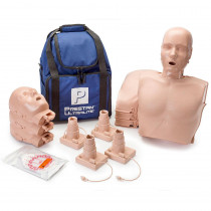 PRESTAN Ultralite Manikin with CPR Feedback, 4-Pack, Medium Skin, PRESTAN