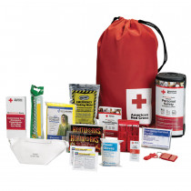 American Red Cross Personal Emergency Preparedness Kit w/ Backpack - American Red Cross