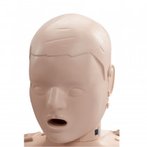 Prestan Child Manikin Head Assembly - Medium Skin - Prestan Products