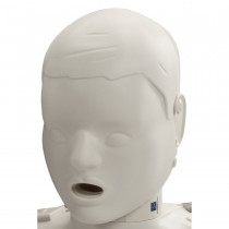 Prestan Child Manikin Head Assembly - Light Skin - Prestan Products