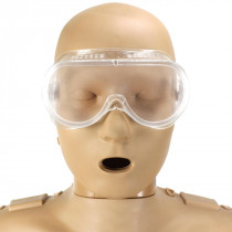 Chemical and Bodily Fluid Splash Goggles