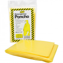 Emergency Poncho Adult Size - Mayday