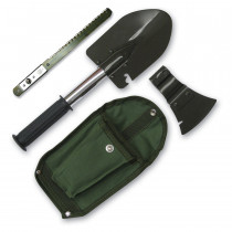 6-in-1 Survival Shovel - Value Brand
