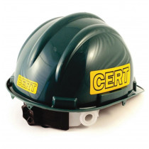C.E.R.T. Deluxe Hard Hat - 5 Point Suspension - Value Brand