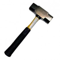 3 lb. Short Sledge Hammer - Value Brand