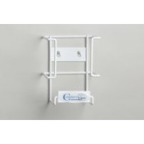 Glove Dispenser Frame - 1 Each - Value Brand
