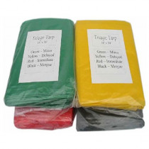 Triage Tarps - Set of 4 - Value Brand