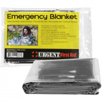 Solar Emergency Blanket 84 x 52 - Urgent First Aid
