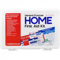Fundraiser General Purpose Home First Aid Kit - Urgent First aid