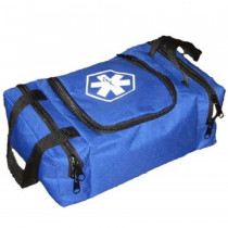 Empty First Responder Bag (Jump Bag) - Blue - Urgent First Aid