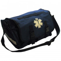 Empty First Responder Bag (On Call Bag) - Blue - Urgent First Aid