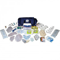 On Call First Responder Kit - 147 Piece - Blue - Urgent First Aid