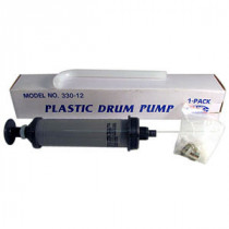 Siphon Pump - 55 & 30 Gallon Water Barrels - Value Brand