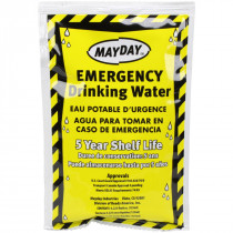 Mayday Pouch Water - 4.225 Ounce Each - Mayday
