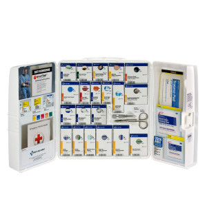 American Red Cross OSHA SmartCompliance General Industry Kit without Medications